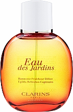 Parfums et Produits cosmétiques Clarins Eau des Jardins - Eau rafraîchissante