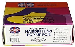 Parfums et Produits cosmétiques Feuille de coiffeurs ondulée - Ronney Professional Hairdressing Pop-Up Foil