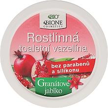 Parfums et Produits cosmétiques Vaseline cosmétique à la grenade - Bione Cosmetics Pomegranate Plant Vaseline With Antioxidants