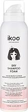 Parfums et Produits cosmétiques Shampooing sec en mousse à l'extrait de litchi - Ikoo Infusions Shampoo Foam Color Protect & Repair