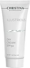 Parfums et Produits cosmétiques Crème de jour à l'acide hyaluronique - Christina Illustrious Day Cream SPF50