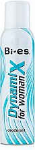 Parfums et Produits cosmétiques Bi-Es Dynamix For Woman - Déodorant spray