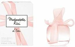 Parfums et Produits cosmétiques Nina Ricci Mademoiselle Ricci L'Eau - Eau de Toilette