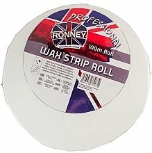 Parfums et Produits cosmétiques Rouleau de bande de cire, 100 m - Ronney Wax Strip Roll
