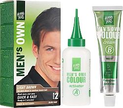 Parfums et Produits cosmétiques Coloration cheveux pour homme - Henna Plus Men Own Hair Colouring
