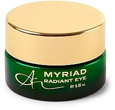 Parfums et Produits cosmétiques Crème aromathérapeutique à l'extrait de calendula et d'arnica pour contour des yeux - Ambasz Myriad Radiant Eye