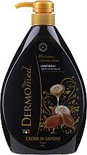 Parfums et Produits cosmétiques Savon liquide crémeux, Huile d'argan - Dermomed Cream Soap Argan Oil