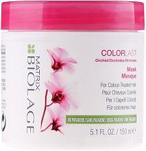 Parfums et Produits cosmétiques Masque à l'orchidée pour cheveux - Biolage Colorlast Mask