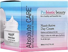 Parfums et Produits cosmétiques Crème de jour aux prébiotiques - Absolute Care Prebiotic Beauty Nutri-Active Day Cream