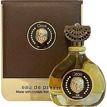 Parfums et Produits cosmétiques Armaf Oros the Inventor Brown - Eau de Parfum
