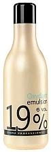 Parfums et Produits cosmétiques Émulsion oxydante 1,9% - Stapiz Professional Oxydant Emulsion 6 Vol