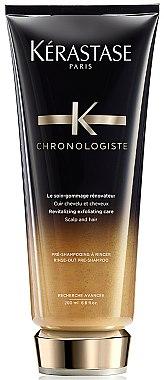 Gommage pré-shampooing pour cheveux et cuir-chevelu - Kerastase Chronologiste Rinse-Out Pre-Shampoo