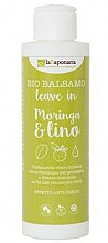 """Parfums et Produits cosmétiques Après-shampooing sans rinçage """" Moringa et lin"""" - La Saponaria Leave-in Conditioner Moringa & Lino"""