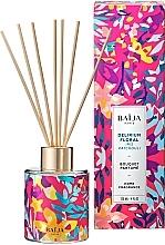 Parfums et Produits cosmétiques Bâtonnets parfumés Iris et Patchouli - Baija Delirium Floral Home Fragrance