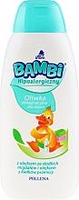 Parfums et Produits cosmétiques Huile hypoallergénique à l'huile d'amande douce et germe de blé pour corps - Pollena Savona Bambi Baby Oil