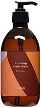 Parfums et Produits cosmétiques Gel douche à l'extrait de graine de moringa - Lovbod Fresh Up Body Wash