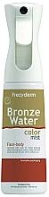 Parfums et Produits cosmétiques Brume auto-bronzante pour visage et corps - Frezyderm Bronze Water Color Mist Face & Body