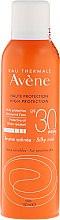 Parfums et Produits cosmétiques Brume satinée pour corps, peaux sensibles SPF 30 - Avene Sun Care Silky Mist SPF 30