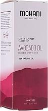 Parfums et Produits cosmétiques Huile d'avocat aux sept vitamines - Mohani Avocado Oil