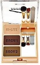 Parfums et Produits cosmétiques Palette à sourcils - Milani Brow Fix Eye Brow Powder