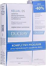 Parfums et Produits cosmétiques Set - Ducray Kelual Ds Set (shm/100ml + cream/40ml)