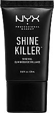 Parfums et Produits cosmétiques Base de teint matifiante - NYX Professional Makeup Shine Killer