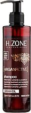 Parfums et Produits cosmétiques Shampooing à l'huile d'argan - H.Zone Argan Active