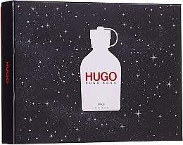 Parfums et Produits cosmétiques Hugo Boss Hugo Man - Coffret (eau de toilette/125ml + déodorant spray/150ml + gel douche/50ml)