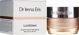 Parfums et Produits cosmétiques Crème de jour à l'huile d'avocat - Dr. Irena Eris Lumissima Brightening & Anti-Aging Day Cream SPF 20