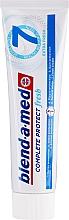 Parfums et Produits cosmétiques Dentifrice et bain de bouche - Blend-a-med Complete 7+ Mouthwash Extra Fresh