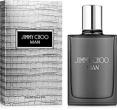 Parfums et Produits cosmétiques Jimmy Choo Jimmy Choo Man - Eau de Toilette ( mini )