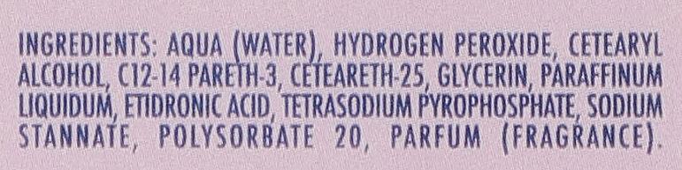 Crème oxydante 30vol - Vitality's Crema Color — Photo N2