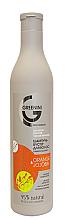 Parfums et Produits cosmétiques Shampooing à l'huile d'orange et jojoba - Greenini Orange & Jojoba