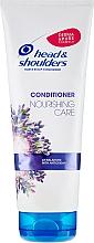 Parfums et Produits cosmétiques Après-shampooing anti-pelliculaire nourrissant - Head & Shoulders Conditioner Nourishing Care