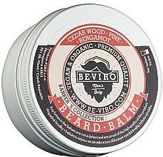 Parfums et Produits cosmétiques Baume à barbe - Beviro Beard Balm Cedar Wood Pine Bergamot