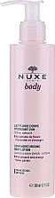 Parfums et Produits cosmétiques Lait aux pétales de fleurs d'amandier et d'oranger pour le corps - Nuxe Body 24hr Moisturizing Body Lotion