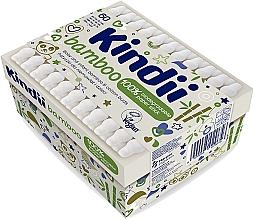 Parfums et Produits cosmétiques Coton-tiges en bambou - Kindii Bamboo Cotton Buds