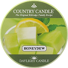 Parfums et Produits cosmétiques Bougie chauffe-plat - Country Candle Honeydew Daylight