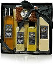 Parfums et Produits cosmétiques Beeing True - Set(gel douche/175ml + lotion/175ml + sels/100ml + gommage/100ml + serviette de visage)