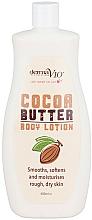 Parfums et Produits cosmétiques Lotion à la noix de coco pour corps - Derma V10 Cocoa Oil Body Lotion