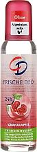 Parfums et Produits cosmétiques Déodorant spray à l'extrait de grenade - CD Deo