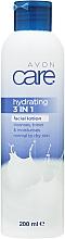 Parfums et Produits cosmétiques Lotion nettoyante et hydtratante pour visage, 3en1 - Avon Care Hidrating 3 in 1 Facial Lotion