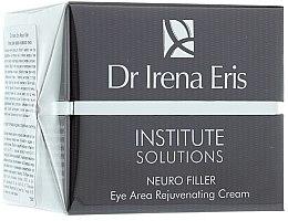 Parfums et Produits cosmétiques Crème à la glycérine contour des yeux - Dr Irena Eris Institute Solutions Neuro Filler Eye Area Rejuvenating Cream