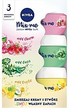 Parfums et Produits cosmétiques Set soin visage - Nivea Soft (crèmes 3pcs x 50ml)