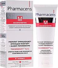 Parfums et Produits cosmétiques Baume anti-vergetures au beurre de karité et vitamine E - Pharmaceris M Tocoreduct Forte Stretch Mark Reduction Balm