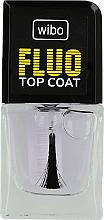 Parfums et Produits cosmétiques Top coat fluo effet gel sans lampe - Wibo Fluo Top Coat