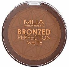 Parfums et Produits cosmétiques Bronzeur - MUA Bronzed Perfection