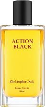 Parfums et Produits cosmétiques Christopher Dark Action Black - Eau de Toilette
