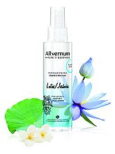 Parfums et Produits cosmétiques Brume parfumée au lotus et jasmin pour corps - Allverne Nature's Essences Body Mist