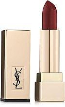 Parfums et Produits cosmétiques Rouge à lèvres mat - Yves Saint Laurent Rouge Pur Couture The Mats